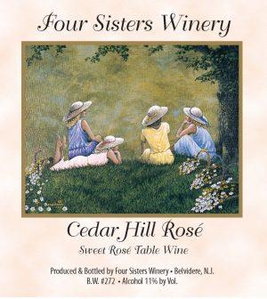 Cedar Hill Rose