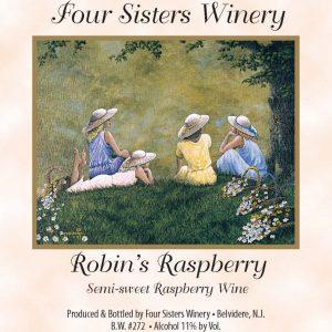 Robin's Raspberry